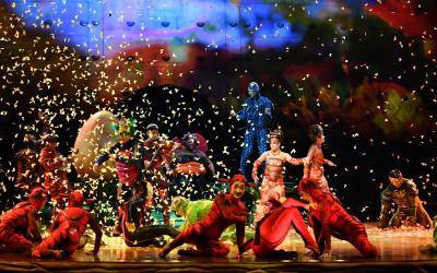 Após evitar falência durante a pandemia, Cirque du Soleil anuncia retomada de apresentações
