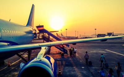 """Companhias aéreas se equilibram na crise enquanto aguardam """"faxina regulatória"""""""